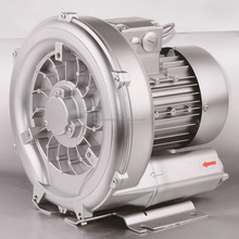 7.5hp double stage 3 phase regenerative blower vaccum blower