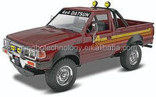 plastic semi model truck parts kits to build