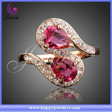 2015 fashion Hot Sale and Popular!! Luxurious 18K Gold Diamond Jewelry with Oil Painting !! !! (XR087)