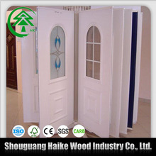 bedroom wardrobe door designs, PVC door,white primer door