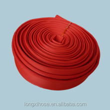 hose barb drawing plastic flexible drain hose