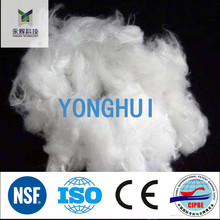PP Staple Fiber The tensile strength is greater than or equal to 500 mpa The high quality
