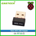150Mbps Ralink RT5370 mini usb wifi antenna with soft AP function, work out of box with RPI on hot sale !