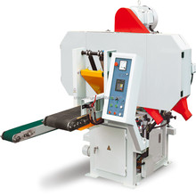 Wood horizontal band saw machine for cutting wood with good quality and best price