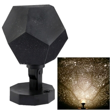 Star Night Light Projector,Edificatory DIY Seasonal Star Sky Projection Light, Night Sky Projector Lamp Moon Star Projector