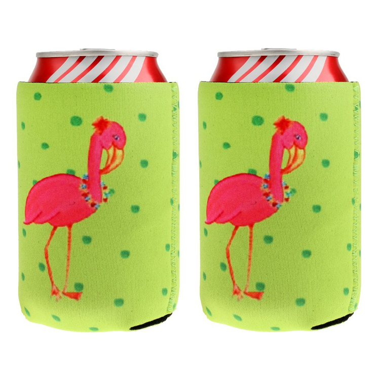 Collapsible Foam Can Sleeve Stubby Holders