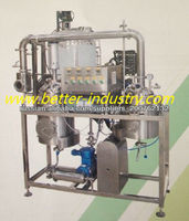 2015 New Plant Chinese Herb Extraction Machine/Solvent Extarction Machine