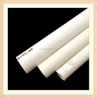 Pvc Rigid Conduit Pipe ,white pvc electrical pipes,pvc tube for wire