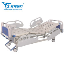 Hengshui YONGXING A04-004 CE CHTC Approved Foldable Three Function Hospital Rehabilitation Pediatric Nursing Clinic Bed