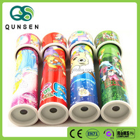 Wholesale high quality custom sensory products paper mini kaleidoscope