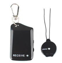 Portable Electronic Anti-theft Anti Lost Alarm Safeguard +Keychain for Child Luggage Dog keychain child anti-lost alarm