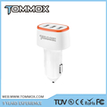 Oem Factory Wholesale Fast Charge Output 5v 2.4a Universal Portable 3 Port Micro Usb Car Charger