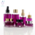 Essence oil and Facial Cream Container Glass Cosmetic Bottle and Jar set