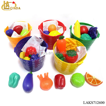 Sale game feake food and simulation fruit,play cooking games for girls