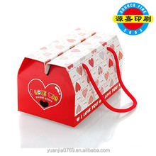 Lovely and popular love graphics mobile gift boxes