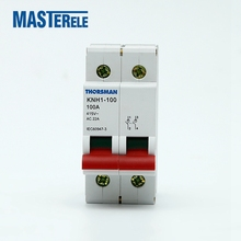 household protection electric mini ac circuit breaker / mcb