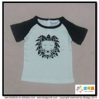BKD 100% GOTS organic kids t-shirts wholesale from China