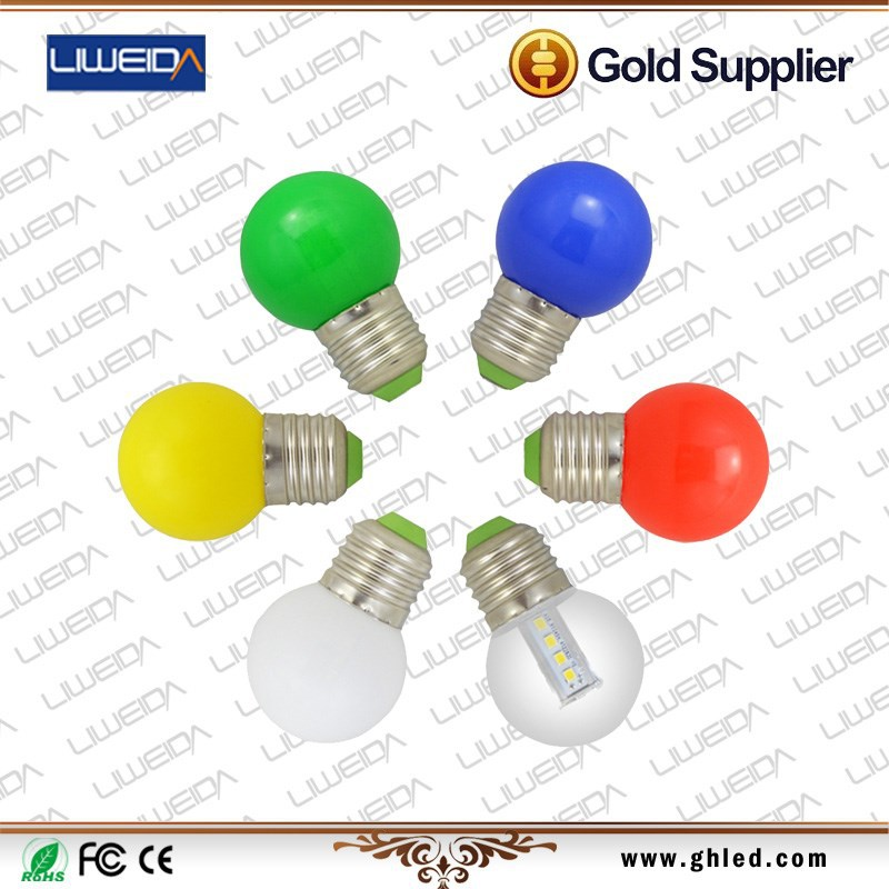 led mini party decorative led light 3watts