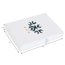 elegant electronic product two piece gift boxes
