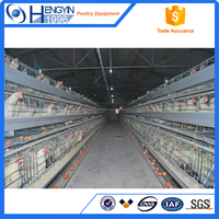 fully automatic build chicken coops/battery cages laying hens/automatic poultry farm equipment