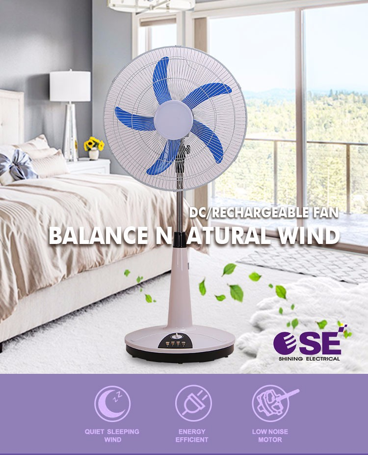 Alibaba china wholesale 12v portable rechargeable dc fan