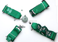 New design racing car seat belt