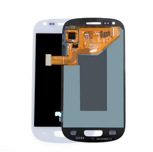 for samsung galaxy i9300i s3 neo lcd display screen gh i9301 touch iii i9300 digitizer high copy with mini gt-i8190