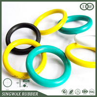 Cheaper silicone NBR Ring Real / fluoro silicone O-Rings