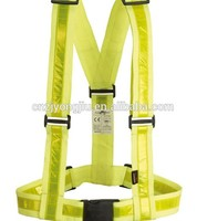 hot sale safety belt with reflective tape