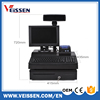 all in one cash POS system machine for retail store