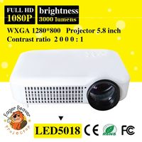 Home theater portable dvd projectors trade assurance supply 100w led projector flood light lamp