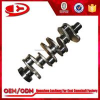crankshaft engine parts OEM quality for Isuzu 4BT1