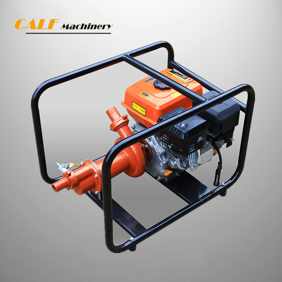 Factory manufactured gasoline water pump single screw water pump with high quality