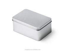 Plain tea tin box packaging box for tea OEM