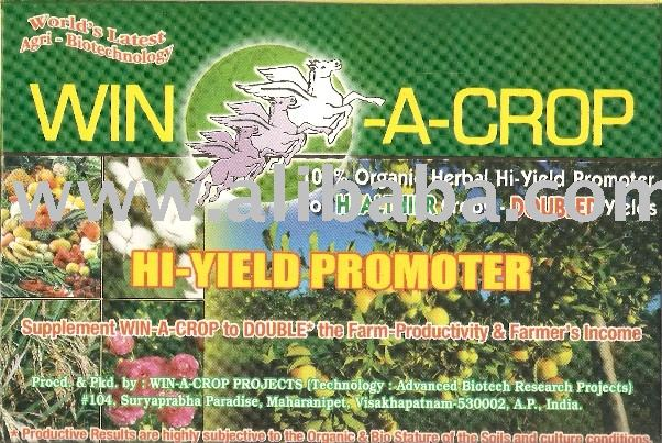 WIN-A-CROP Sugarcane Hi-Yield Promoter