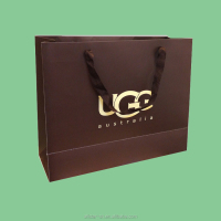 Shanghai allstar kraft paper bag with logo