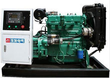 YUFA 30KW biogas generator set WEICHAI Engine Electric Gas Generator for sale
