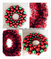 2016 christmas wreath ,wholesaler christmas decoration ,christmas home decoration