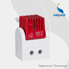 Saipwell Electric Heating Element With Thermostat Euro Thermostat