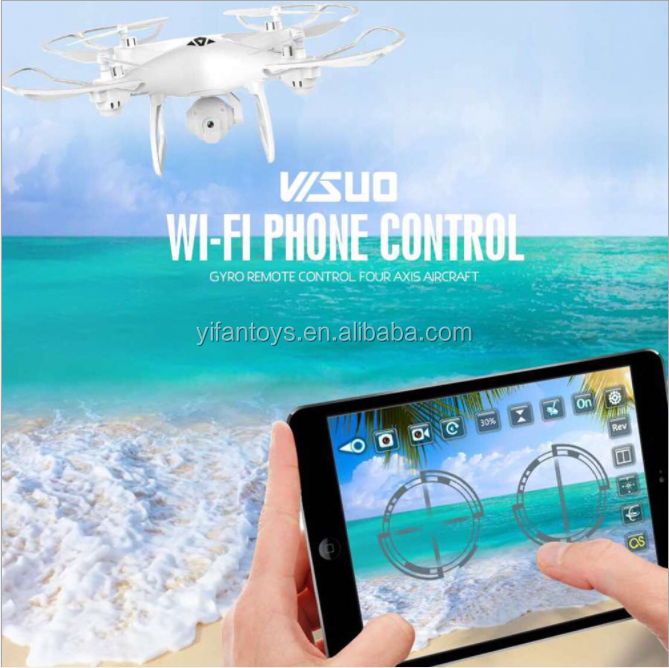 RTF WiFi FPV 0.3MP Drone with HD Camera RC Quadcopter With wifi Camera