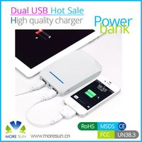 New Cheapest 10400mah external battery power stick