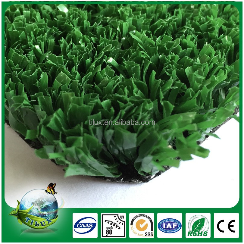 High Temperature or Cold Resistance Artificial Grass for Basketball