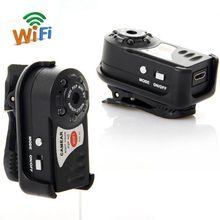 Hot sale spy camera mini Q7 wifi camera with Infrared night vision mini dv sport camera
