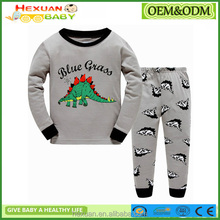 new children pajamas/kids sleepwear/baby nightwear/pyjamas 36