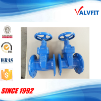 ductile iron BS5163 gate valve PN16