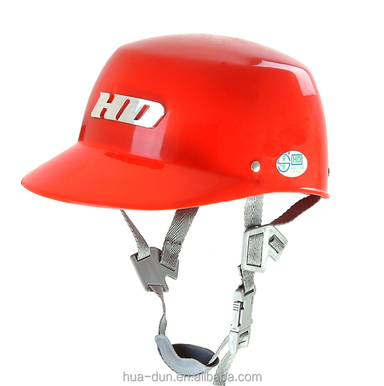 unisex light weight safety half face motorcycle helmet and worker helmet