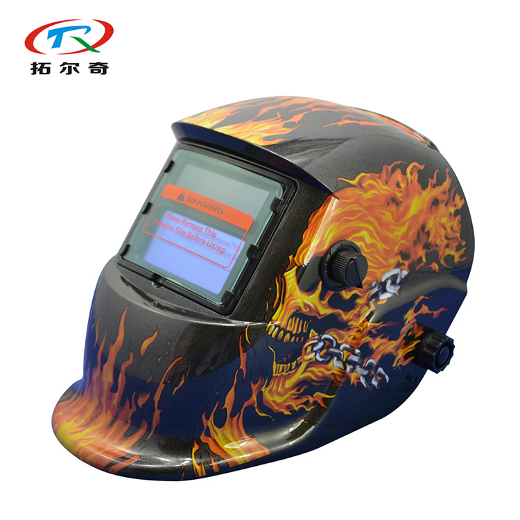 High Performance Over 20 Years Experience Cheap solar battery Welding Helmets