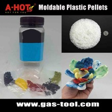 Moldable Plastic Pellets With Low Price,Non-toxic