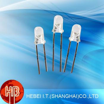 3mm LED cool whtie Light Emitting Diode