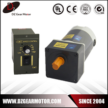 carbon brushed 24v small electric dc motor